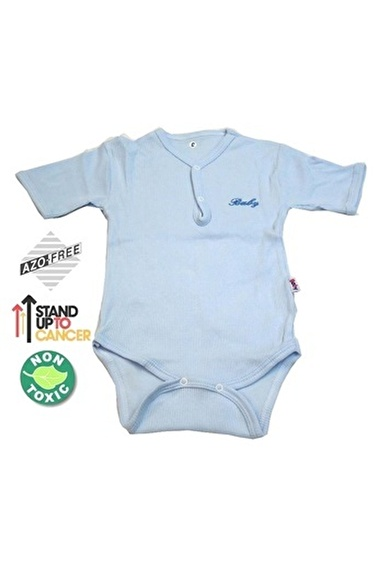 Sema Bebe Body Mavi